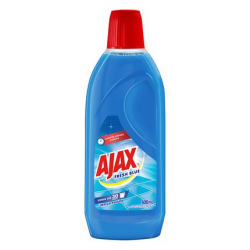 Limpador Ajax Fresh Blue 500ml