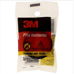 Fita Isolante Scotch 3M 18mm X 5m